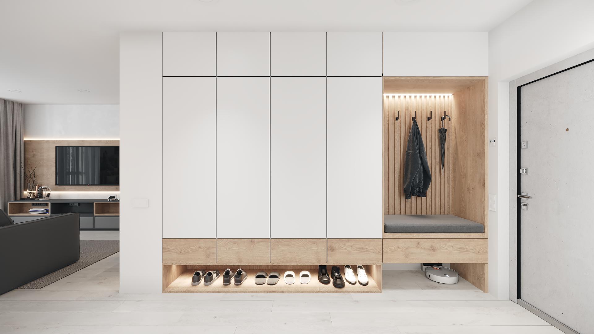 Сучасний дизайн квартири