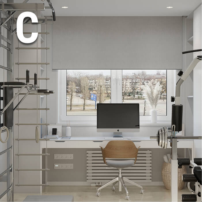 дизайн квартири в світлих тонах